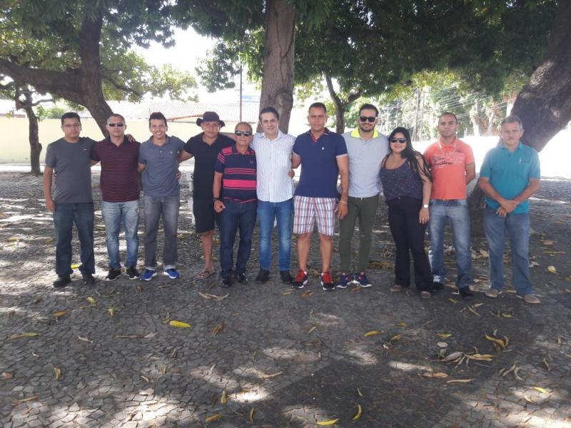 Guardas Municipais embarcam para curso de formação em Maceió