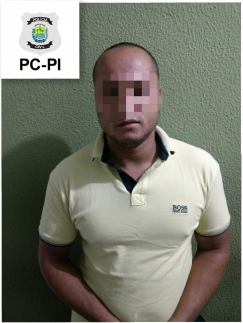 Polícia civil cumpre mandado de prisão de envolvido em assalto
