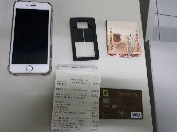 Após sistema de Monitoramento em agência bancária,homem é preso em Parnaíba