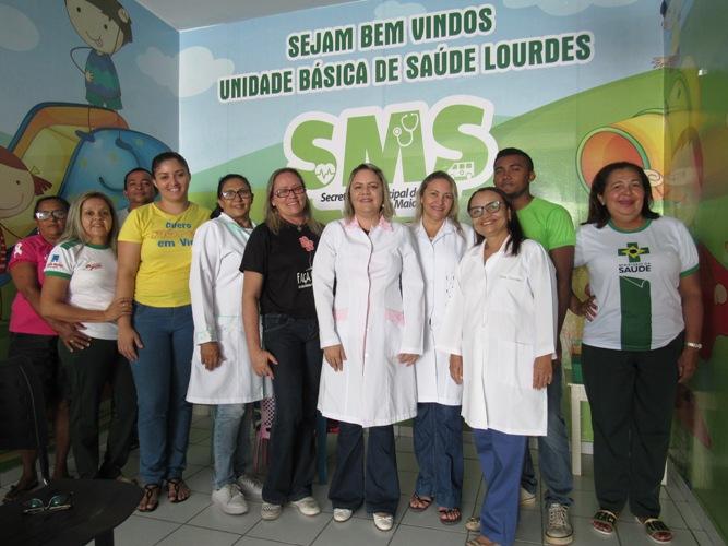 UBS de Lourdes alcança melhorias nos atendimentos a população