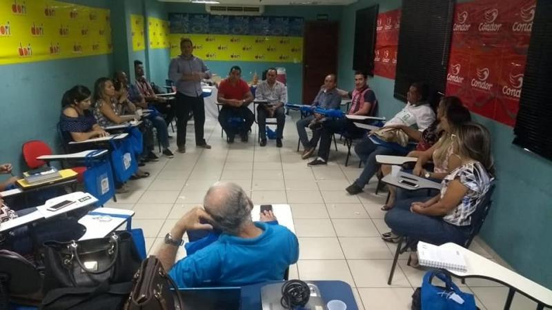 Prefeito se reúne com secretários para traçar metas para 2019
