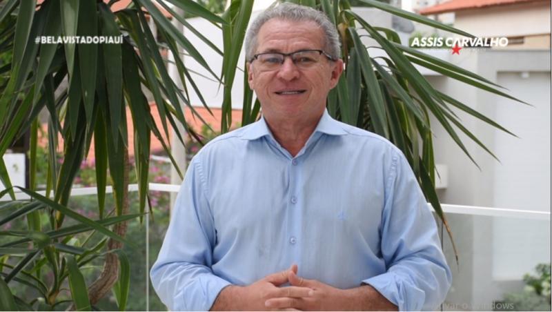 Assis Carvalho parabeniza Bela Vista do Piauí por mais um aniversário