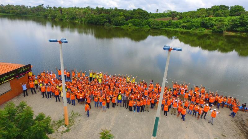Água Branca Limpa: população e Prefeitura fazem mutirão de limpeza