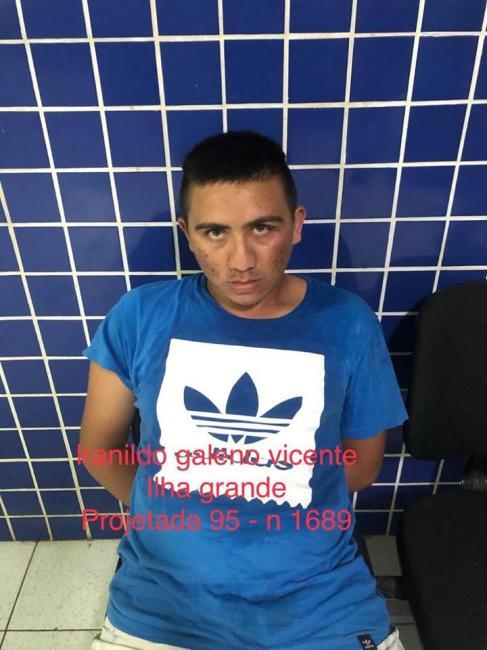 Três elementos são presos sob acusação de Tráfico na região norte do Piauí
