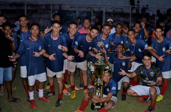 Carralo Paraguai vence Juventus e se consagra campeão municipal