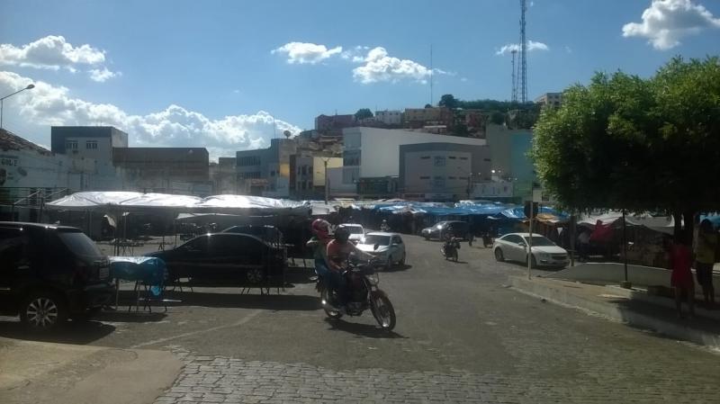 Centro de Picos- Foto: Jucelma Sales