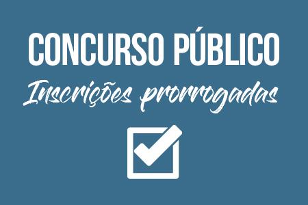 Prefeitura de Monte Alegre prorroga inscrições para concurso público