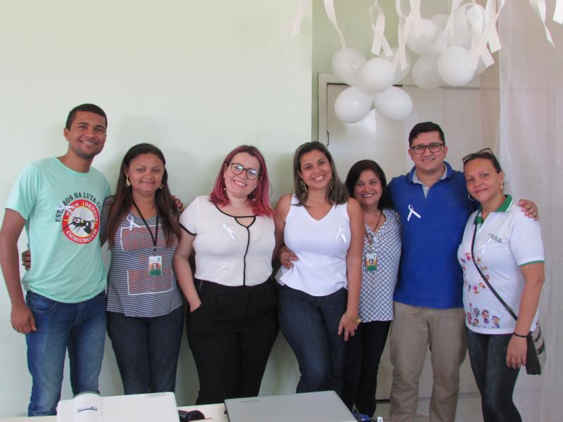 Prefeitura municipal de Lagoinha realiza evento em alusão ao Janeiro Branco