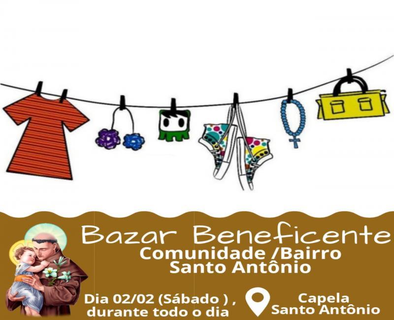 Grande Bazar Beneficente  em Gilbués Piauí