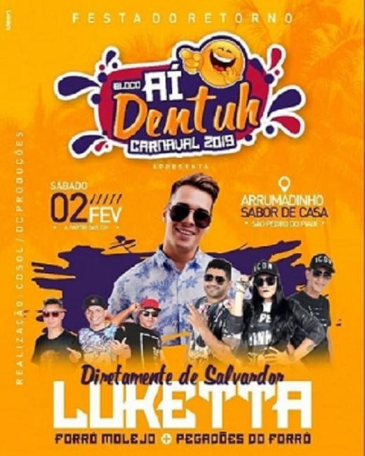 São Pedro sediará neste sábado a maior prévia carnavalesca da região