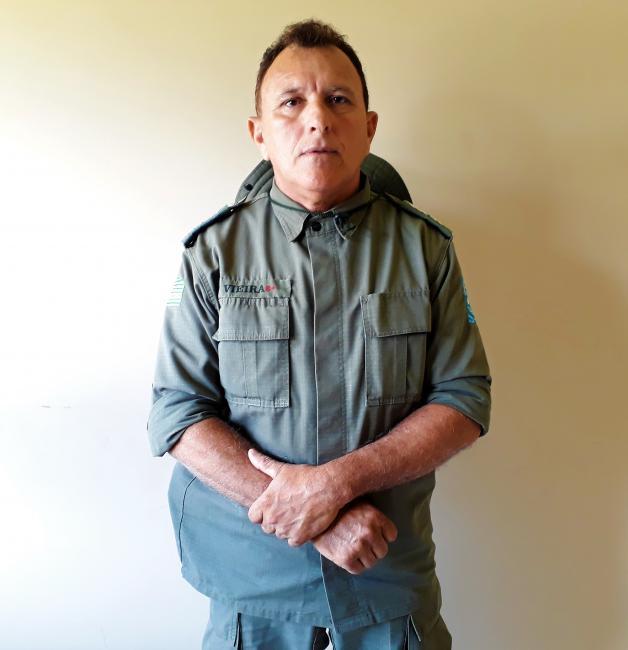 Sargento Vieira assume oficialmente o comando do GPM de Joaquim Pires
