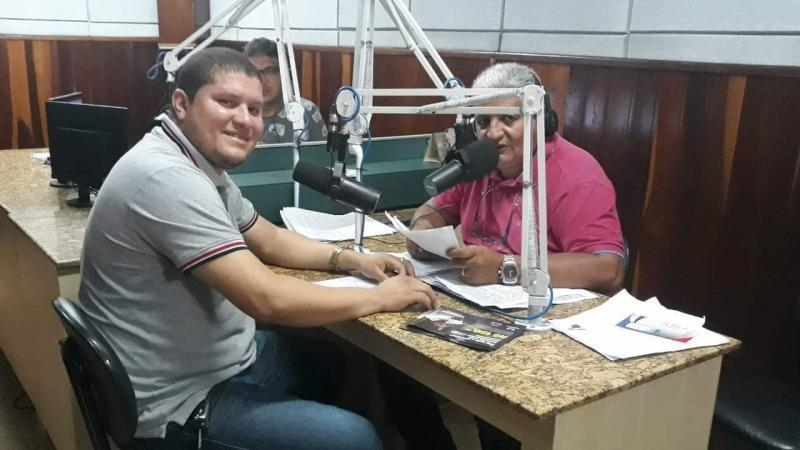 Juscelino Rodrigues diz ser pré-candidato a prefeito de Cabeceiras em 2020