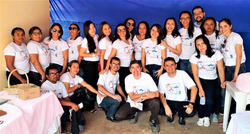 Prefeitura de Joaquim Pires realiza evento em alusão ao 'Outubro Rosa e Novembro Azul'