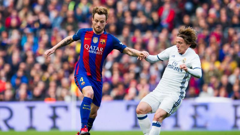 Barça e Real se enfrentam na semifinal da Copa do Rei