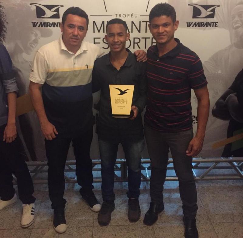 Atleta timonense vence o 14º Troféu Mirante