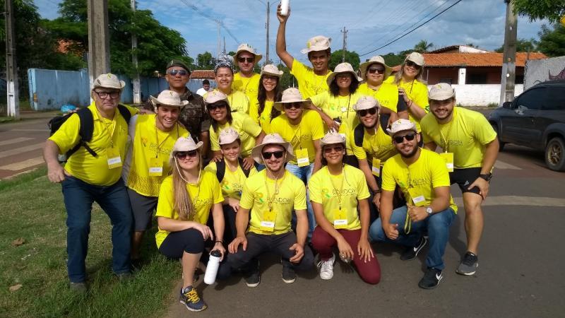Projeto Rondon encerra atividades em Amarante