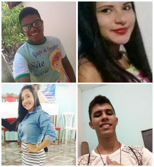 Alunos e ex-alunos da  UESJ aprovados no SISU 2019 em Campo Largo-PI