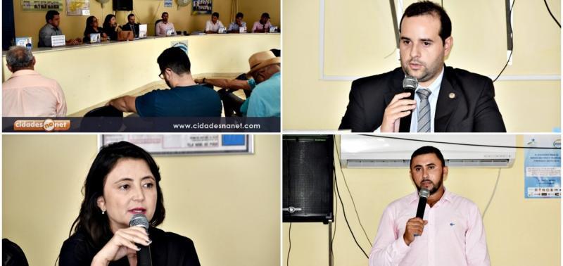 Em sessão extraordinária, Câmara de Vila Nova aprova cinco Leis