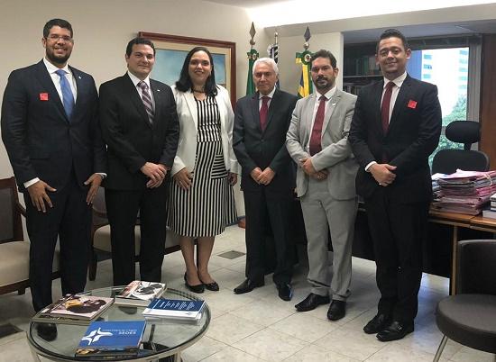 OAB-PI solicita ao TRF1 prioridade na manutenção da Serra da Capivara