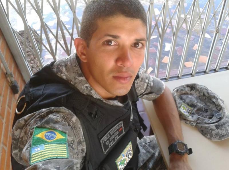 PM Samuel Borges foi morto no dia de sua formatura; vídeo