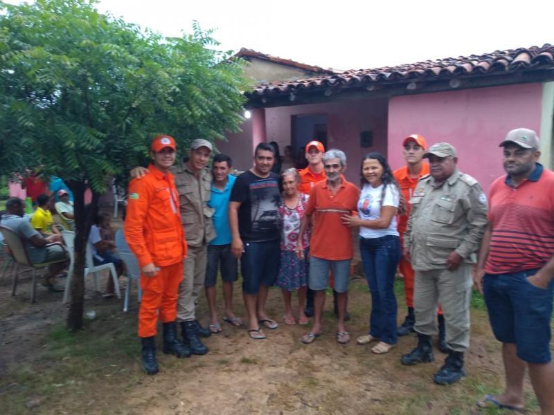 Homem que estava desaparecido há 6 dias no Piauí é encontrado