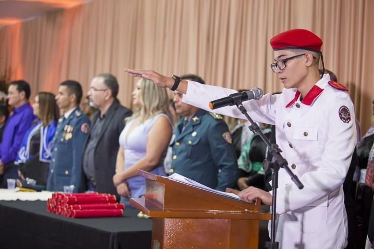 Prefeitura de Timon forma a 1ª Turma do Colégio Militar dos Bombeiros
