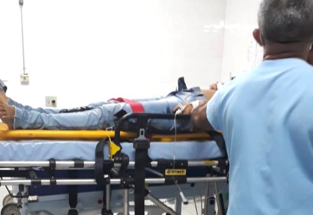 Grávida é baleada no pescoço durante tentativa de assalto no Piauí