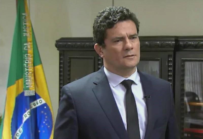 Moro anuncia medidas 'objetivas' contra corrupção e crime organizado