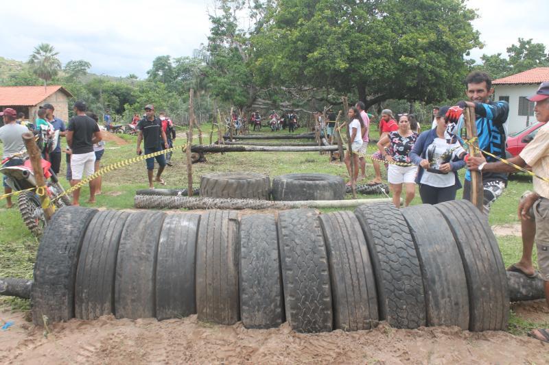 CT Macaquin foi um show sobre rodas na cidade de Coivaras