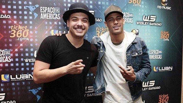Neymar fará festa de aniversário com Wesley Safadão e amigos em Paris