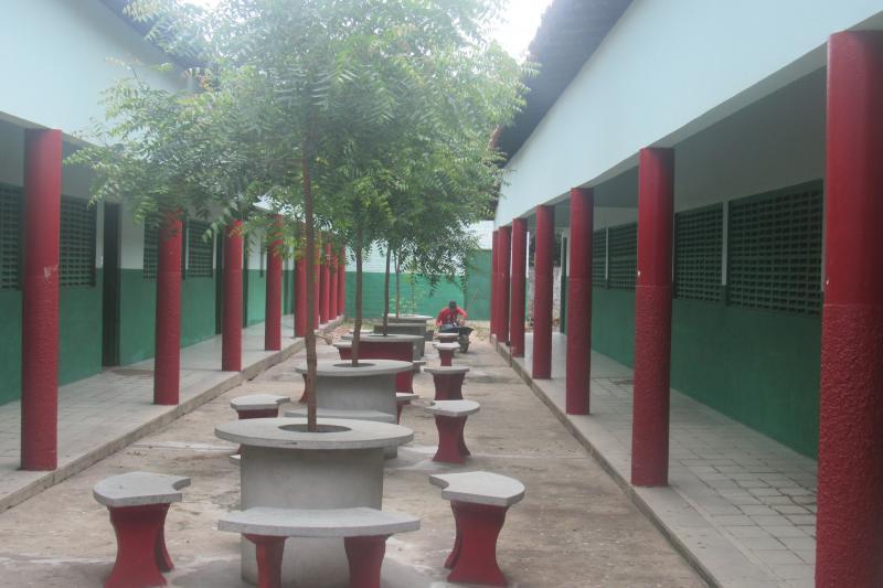 Escolas e creches municipais de São João do Arraial passam por reformas