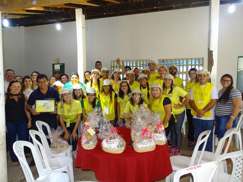 Projeto Rondon se despede de Jatobá do Piauí