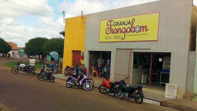 Trio tenta assaltar distribuidora de frango em Esperantina