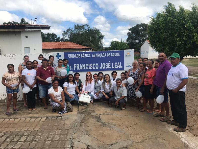 Prefeitura de Olho D'água se mobiliza nos cuidados à saúde mental