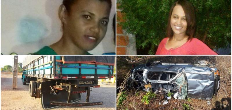 Quatro pessoas sobreviveram ao trágico acidente ocorrido na noite desta terça-feira na BR 316