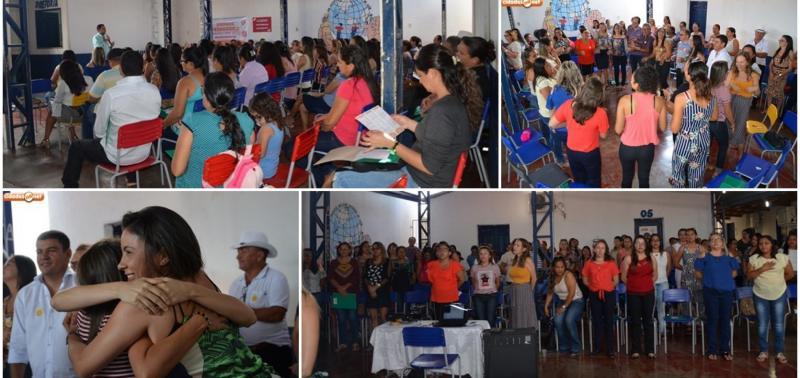 Educação de Campo Grande do Piauí promove Jornada Pedagógica