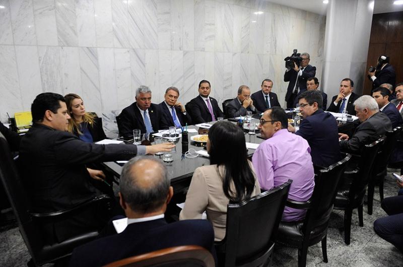 Negociação: Mesa do Senado nesta quarta pode ter chapa única