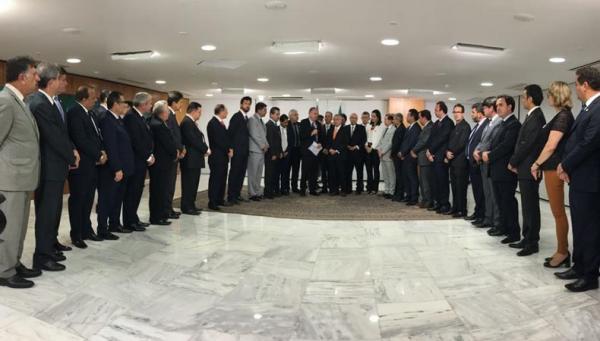 Prefeitos conseguem a liberação de R$ 2 bilhões na mobilização em Brasília
