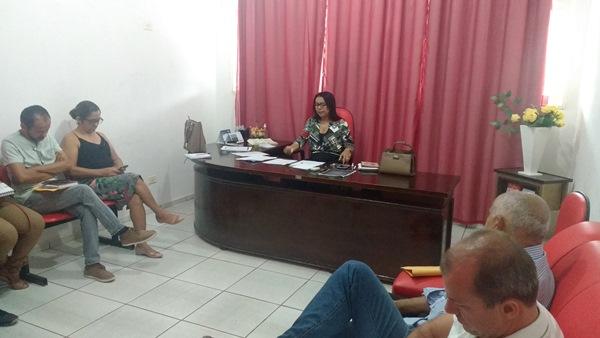 Prefeita Doquinha quer total transparência nas ações da gestão municipal