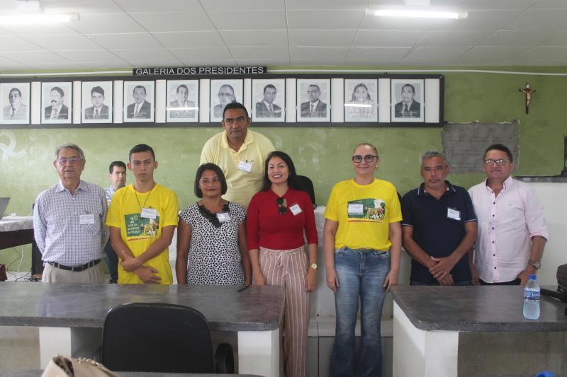 1ª Conferência do Plano Municipal de Saneamento Básico