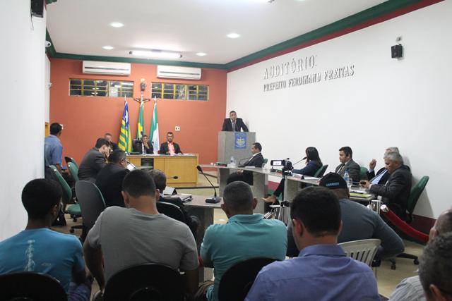 JPREV| Parcelamento da dívida é discutida na câmara de vereadores