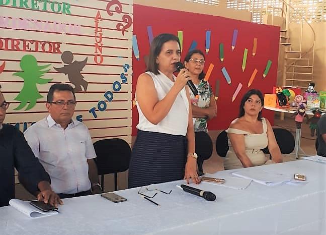 SME de Joaquim Pires realiza o I Encontro Pedagógico de 2019