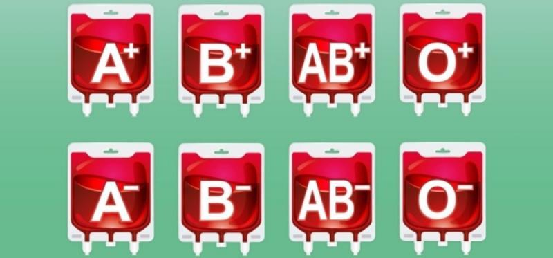 Seis maneiras do seu tipo sanguíneo influenciar na sua saúde