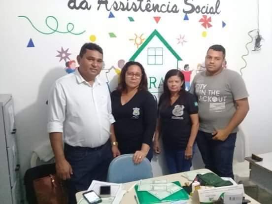 Nessa sexta-feira foi o último dia da justiça itinerante em Prata do Piaui