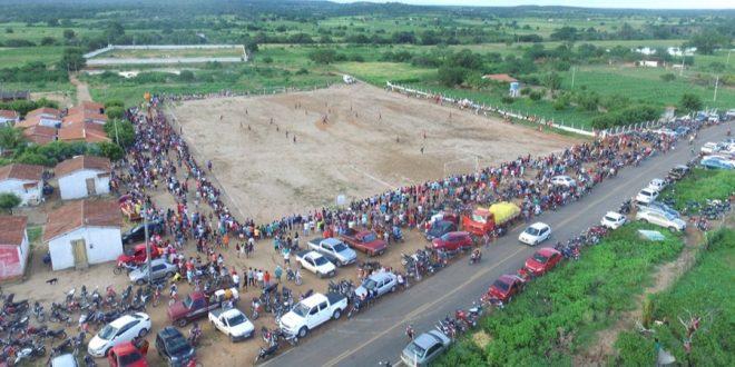 Alagoinha: 20º Campeonato Municipal de Futebol Amador começa neste sábado