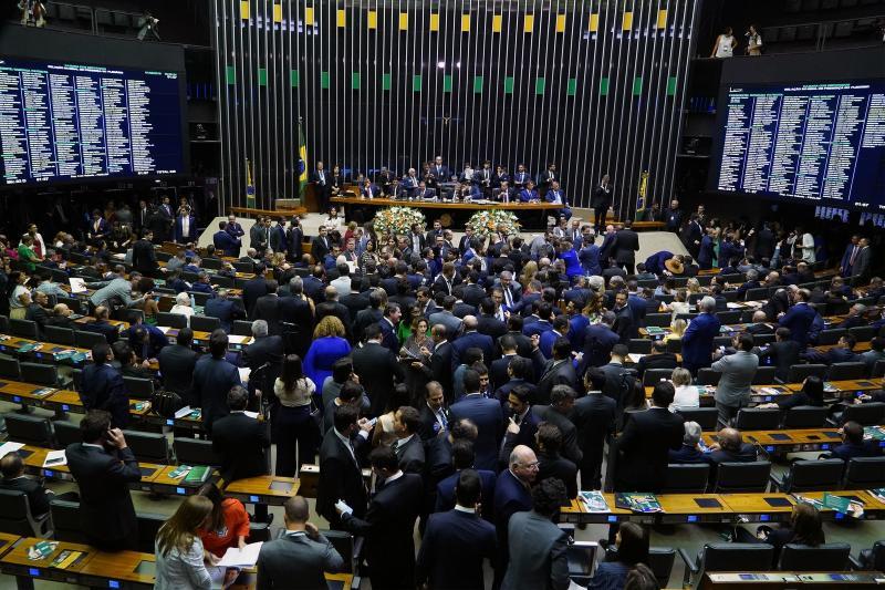 Deputados da nova legislatura apresentam mais de 600 projetos