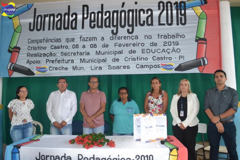 Secretaria de Educação realizou  Semana Pedagógica para o Ano Letivo 2019