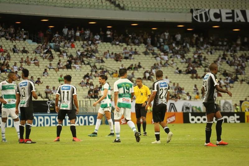 Altos perde para o Ceará na 3ª rodada da Copa do Nordeste