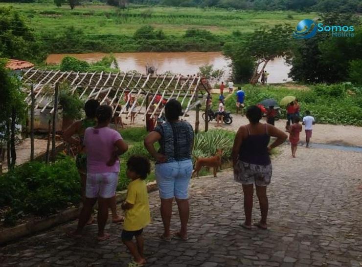 Criança de cinco anos desaparece em rio no Piauí