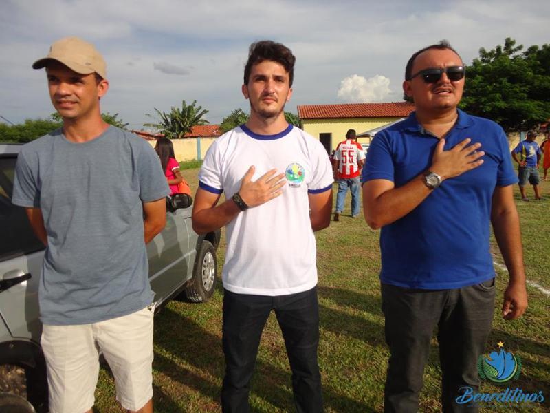 Secretaria de Esportes inicia Campeonato de Futebol 2019 em Beneditinos